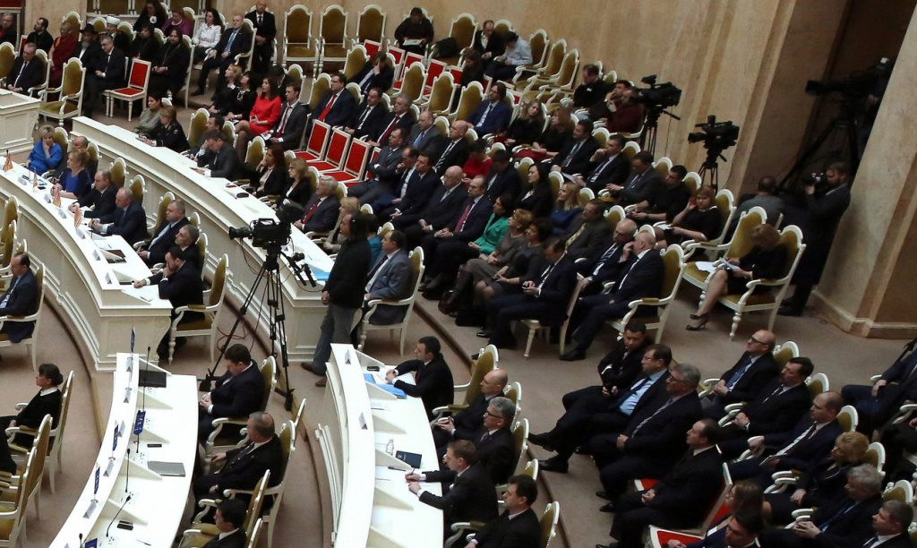 В ЗакСе Петербурга одобрили отдельное выделение денег в бюджете города на выкуп объектов социнфраструктуры