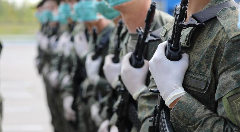 В Ленобласти начались масштабные учения: участвовать будут более 3,5 тысяч военных