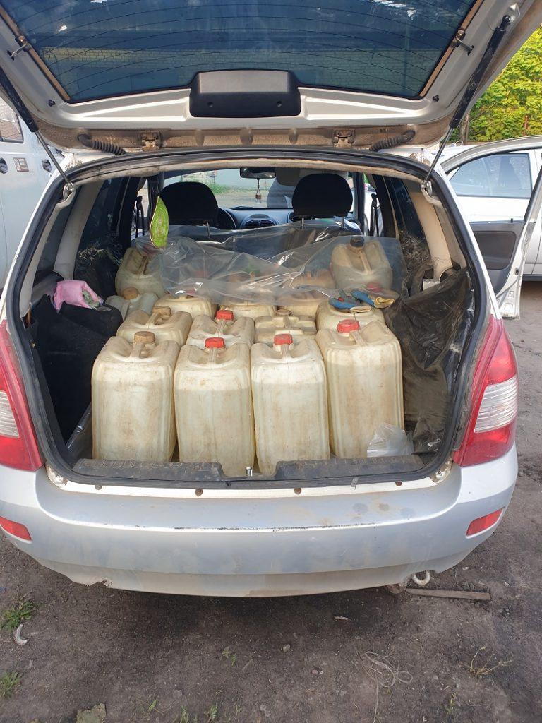 В Ленобласти похитители около полутонны дизельного топлива получили уголовное дело