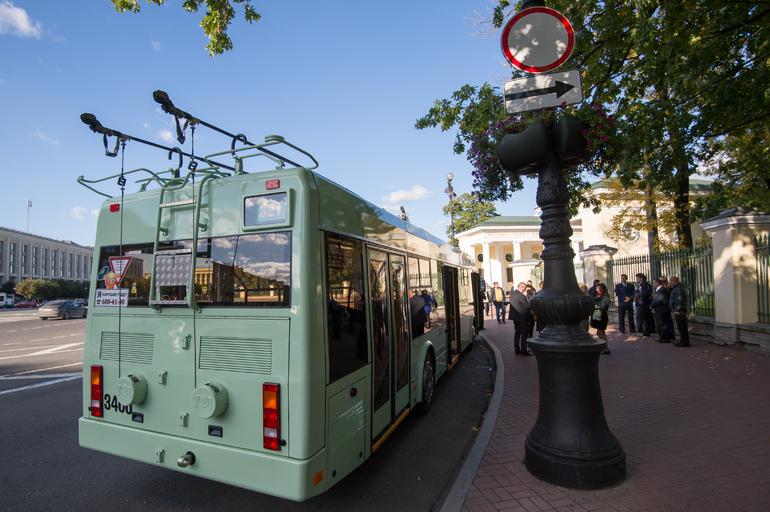 Стало известно, как поменяют маршрут 18 и 38 троллейбусы в Петербурге