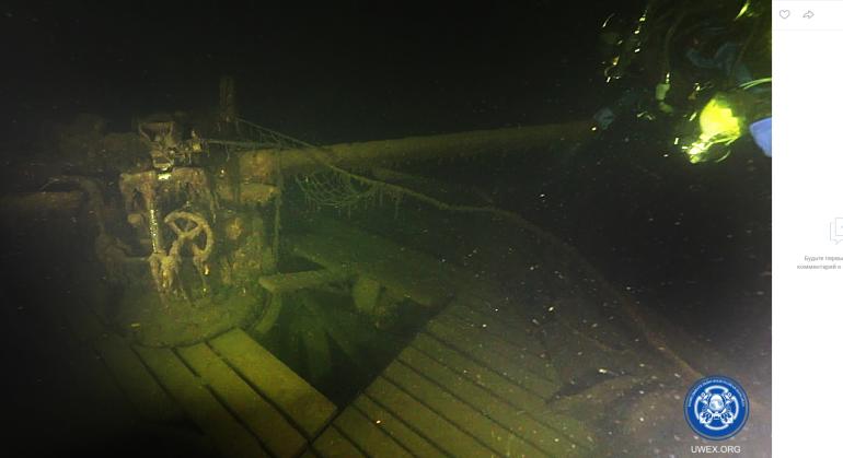 На дне Финского залива нашли затонувшие немецкие корабли времен войны