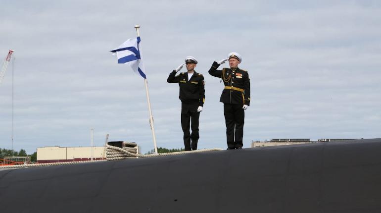 Российский военный флот получит АПЛ «Казань» в декабре 2020 года