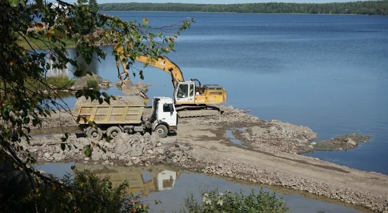 Петербургу расширят полномочия по охране водоемов