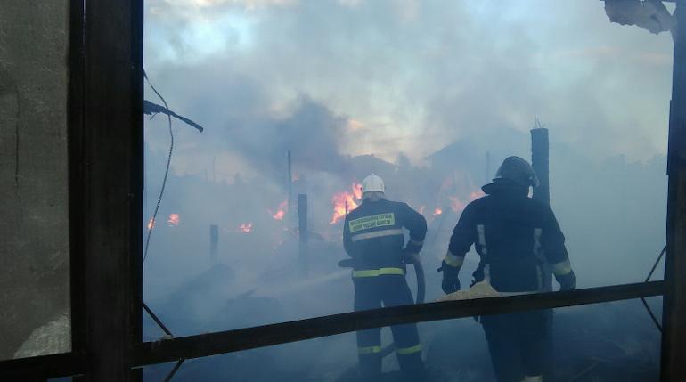 Пожар в многоэтажке на западе Москвы закончился гибелью двоих