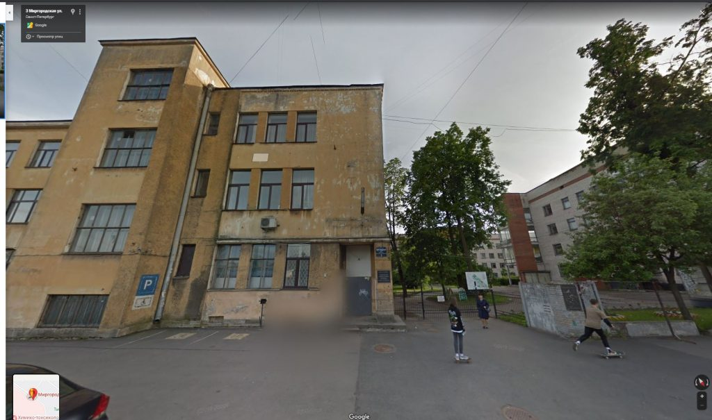 Погибший в пожаре пациент в Боткина лечился от гепатита