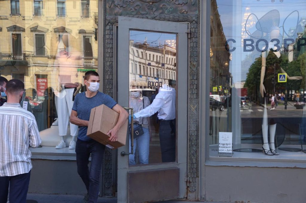 Итоги 20 июля: как коронавирус влияет на бизнес Петербурга