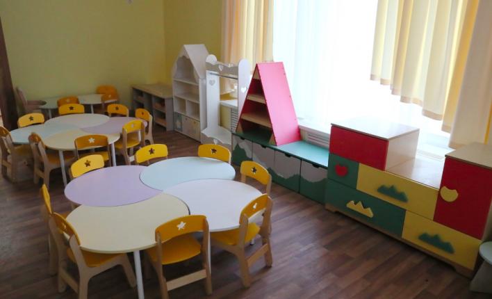 Новый детский сад на Лиственной улице откроют в ноябре