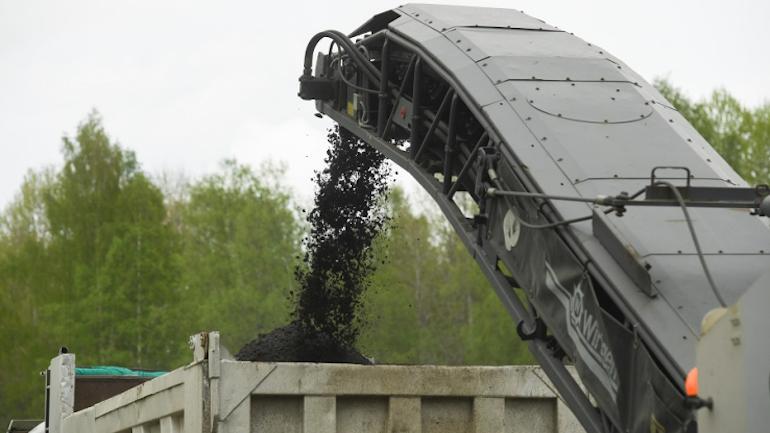 В Ленинградской области начался ремонт автодороги Парголово — Огоньки