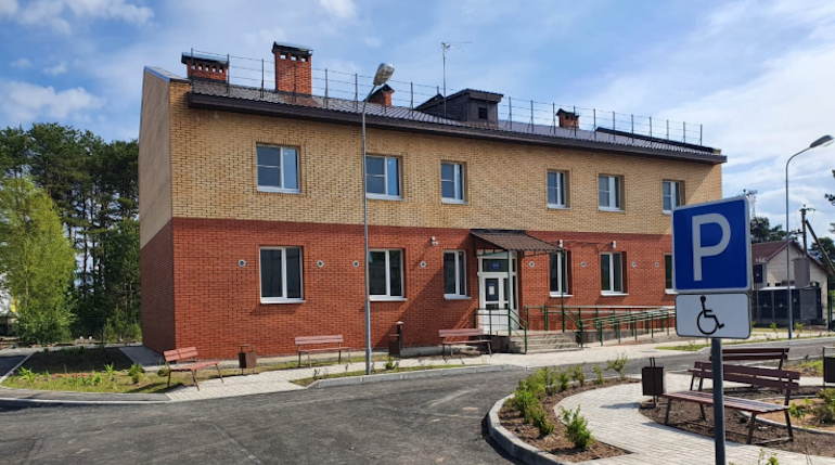 В Яровщине открыли медпункт за 41,5 млн рублей