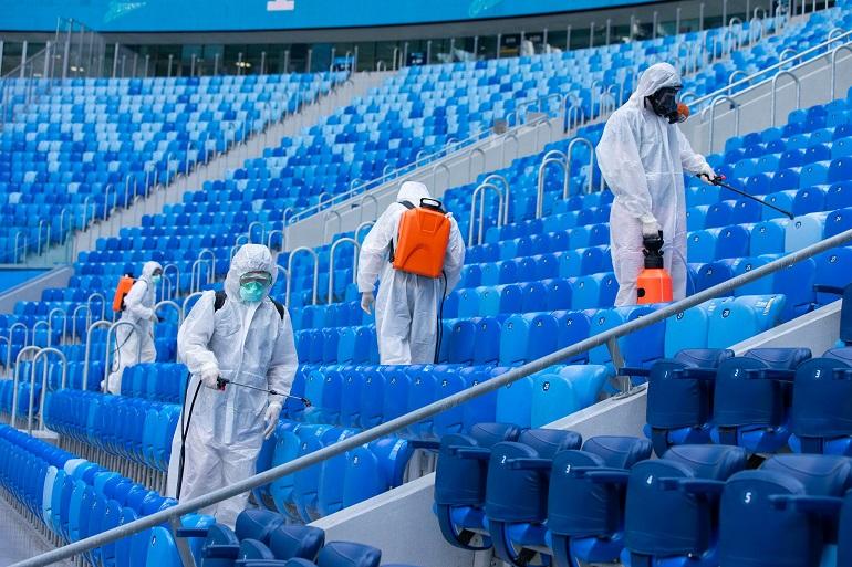 «Газпром арена» примет на матче «Зенита» с ЦСКА около 29 тысяч болельщиков