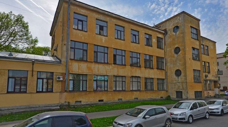 Ночью в больнице Боткина произошёл пожар, погиб пациент