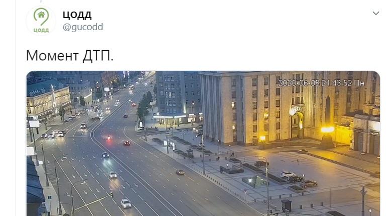 Умер водитель, пострадавший в ДТП с Ефремовым в Москве