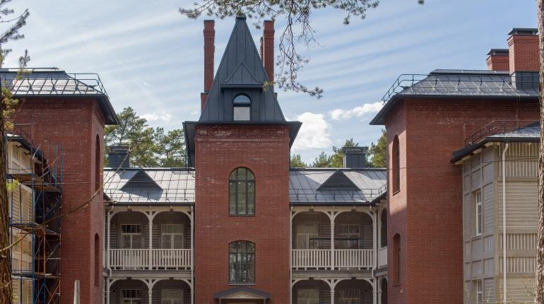 «Сестрорецкий курорт» возвращает исторический облик