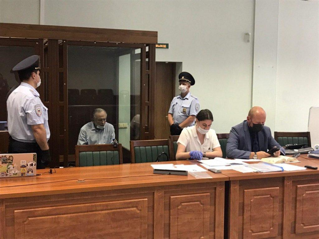 Следователи не досчитались патронов в коробках, найденных в квартире историка Соколова