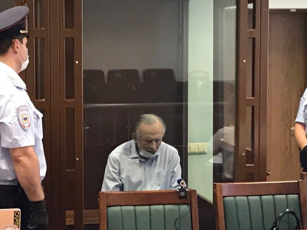 Подозреваемый в убийстве аспирантки Соколов заявил о травле и угрозах