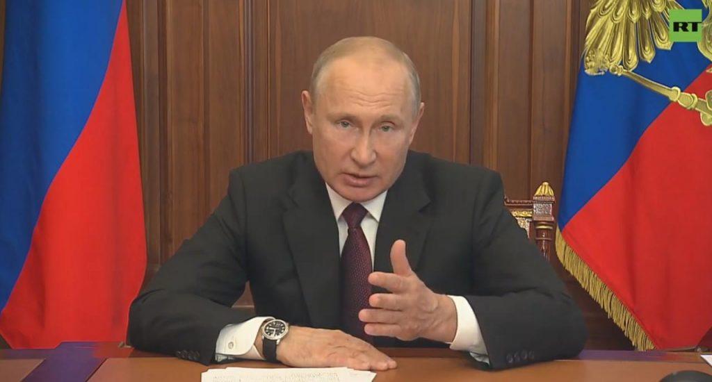 Путин подписал указ об июльских выплатах на детей до 16 лет