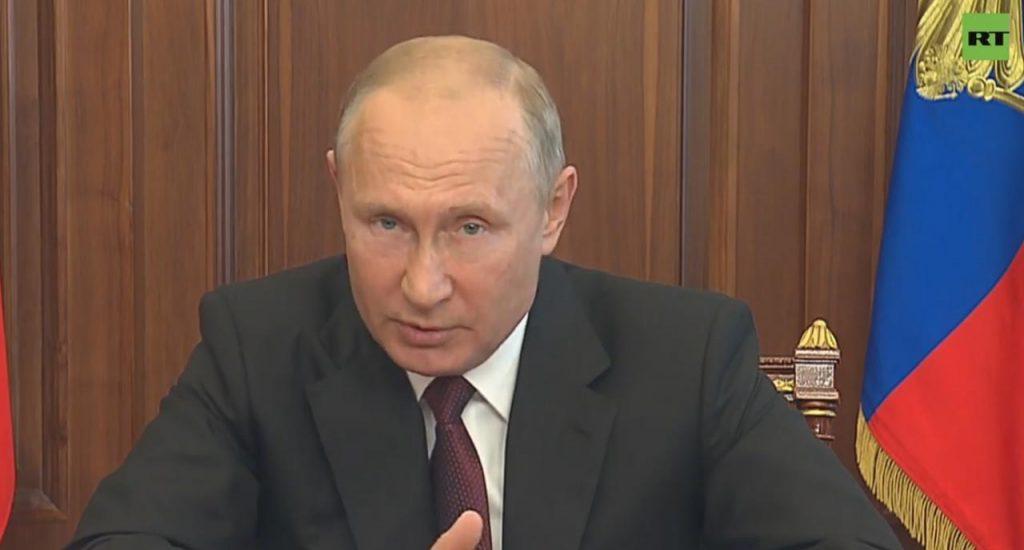 Владимир Путин поддержал предложение присвоить 20 городам звание «Город трудовой доблести»
