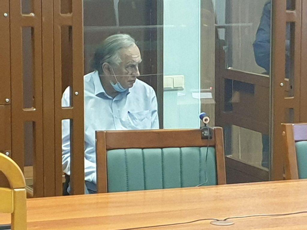 Соколов заявил, что несколько часов был без сознания в день убийства