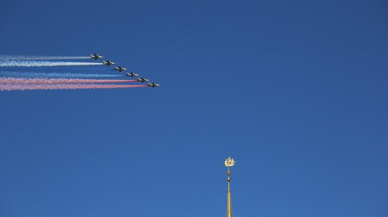 Фоторепортаж «Мойки78»: Петербург отмечает День ВМФ