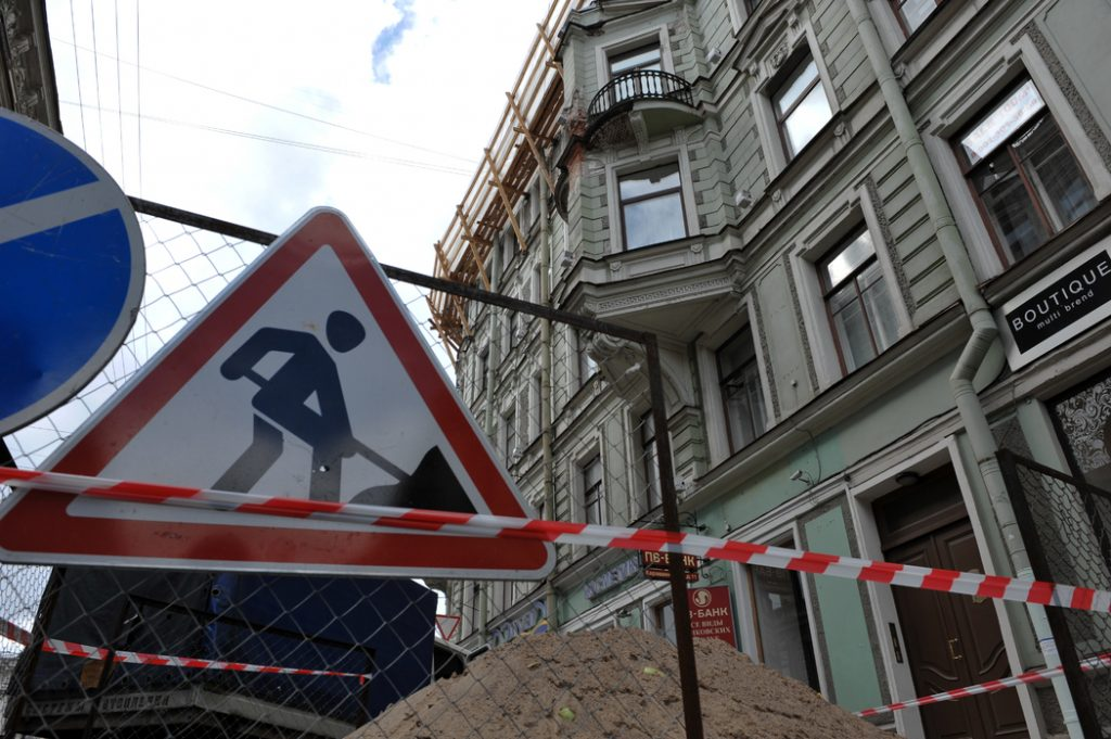 За апрель в Петербурге были обработаны почти 400 заявок на градостроительство