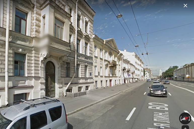 Несогласованная перепланировка Дома Штрауса привела КГИОП в суд