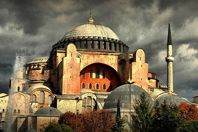 Россия уведомит Турцию о позиции по собору Святой Софии