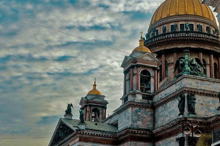 Холода идут в Петербург: в понедельник обещают уже +19
