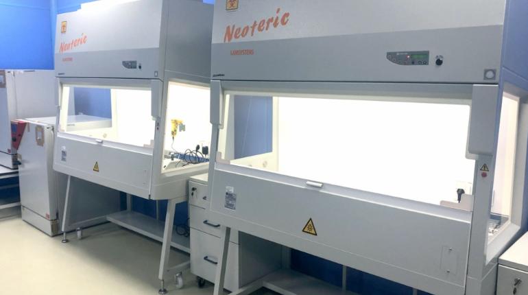 В центре Алмазова открыли новую лабораторию генной инженерии