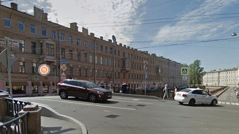 Виновник ДТП на Грибоедова получил условный срок, пешеход умер прямо на набережной