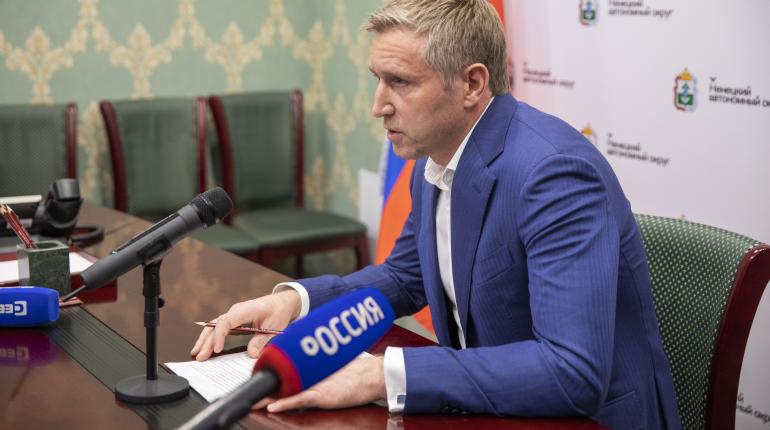 Глава НАО заявил, что тема объединения с Архангельской областью закрыта