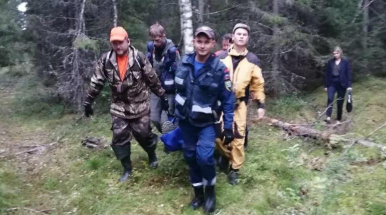 Спасатели Ленобласти два дня искали пропавшего в лесу пенсионера