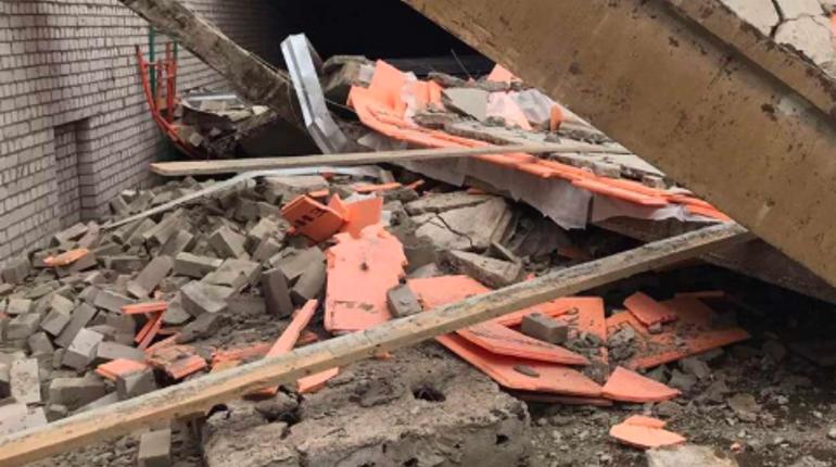 При обрушении в ТЦ в Кировской области погибли трое
