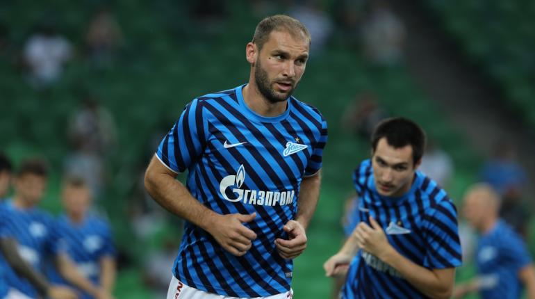 «Зенит» — чемпион: матч с «Краснодаром» закончился со счетом 2:4