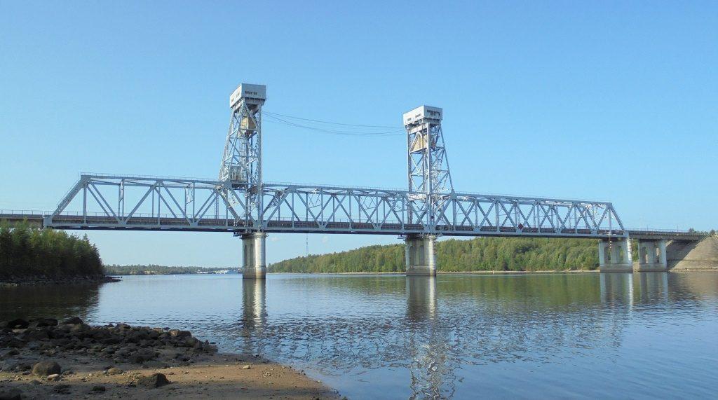 Мост через Свирь у Лодейного Поля разведут на два часа