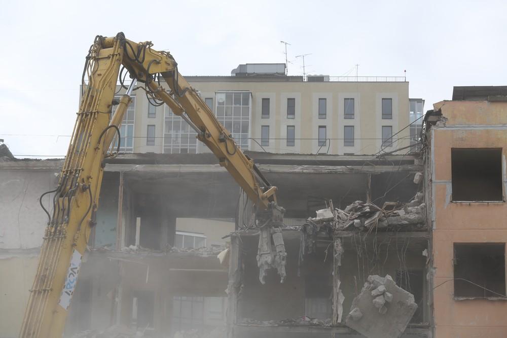 Реновация лишит 130 семей 40 хрущевок на Малой Охте
