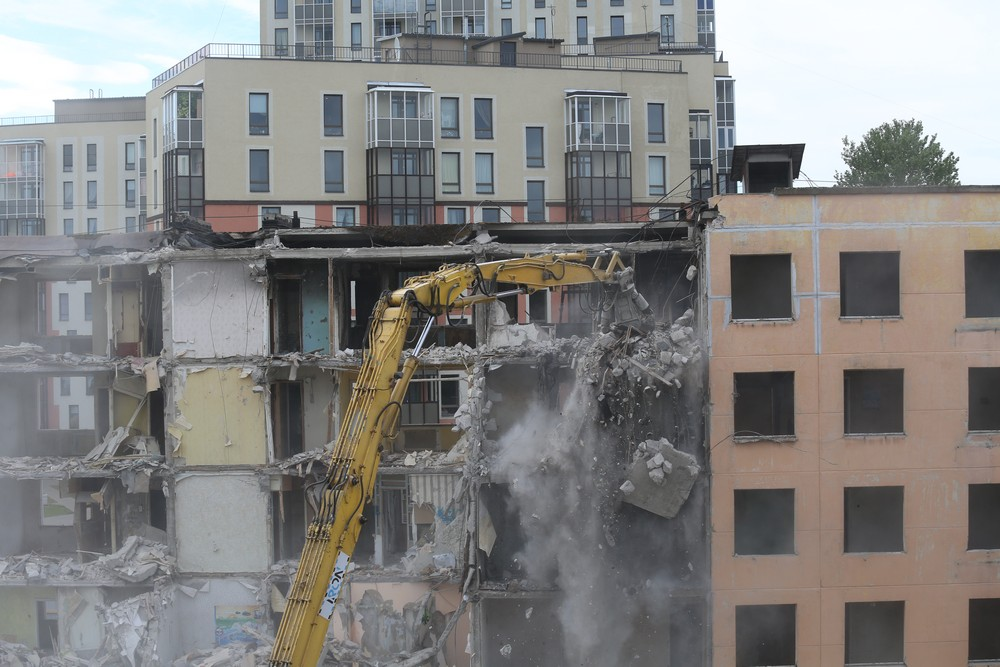 Петербургские реноваторы обещают 25,5 тысяч «квадратов» к 2026 году