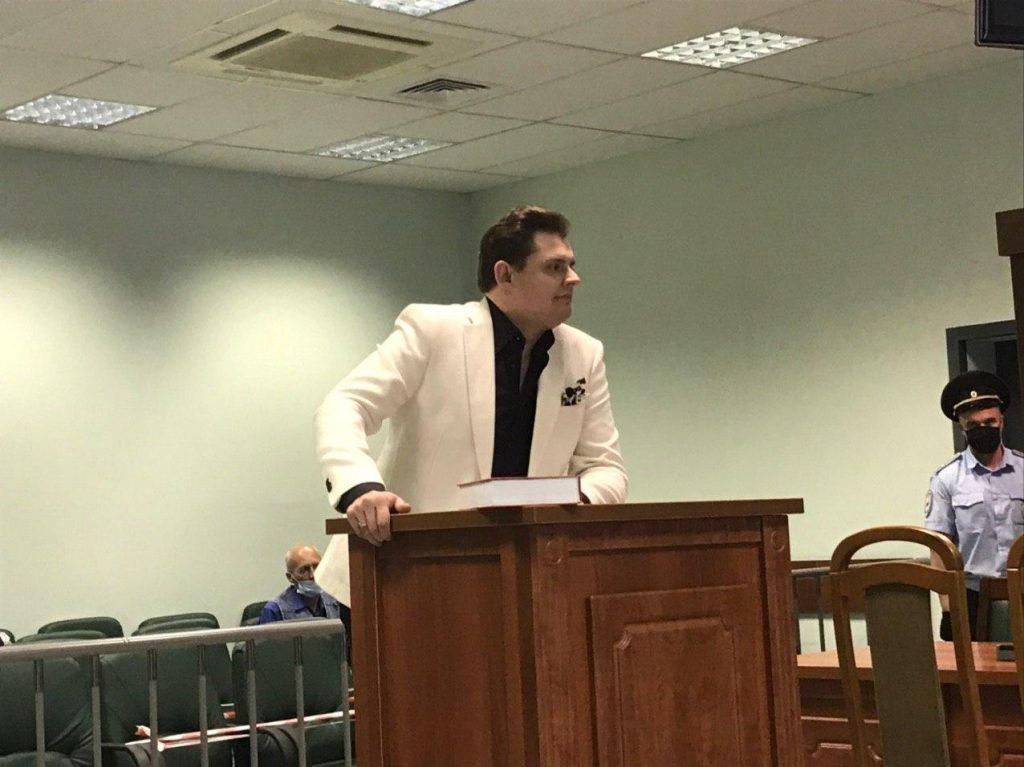 «Клевета, купленная Понасенковым»: Соколов высказался о показаниях экс-возлюбленной