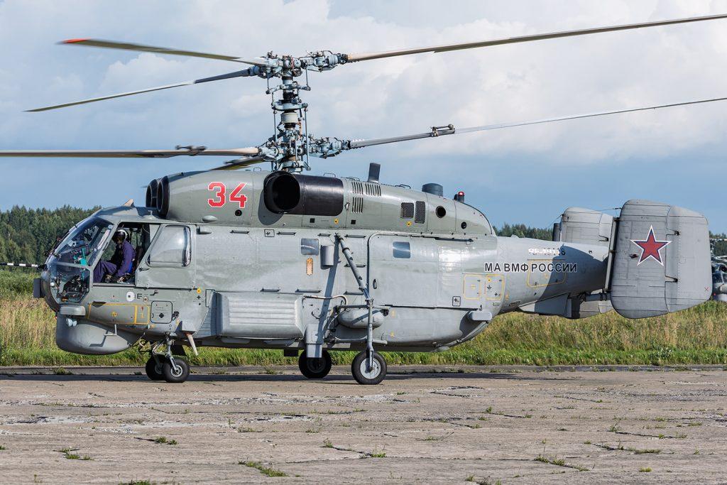 ЗВО завершила приём самолётов и вертолётов для военно-морского парада в Петербурге