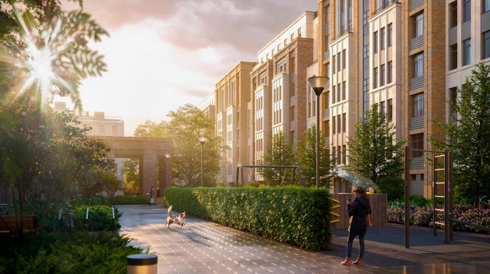 Проект RBI «Созидатели» признан лучшим новым жилым комплексом Петербурга
