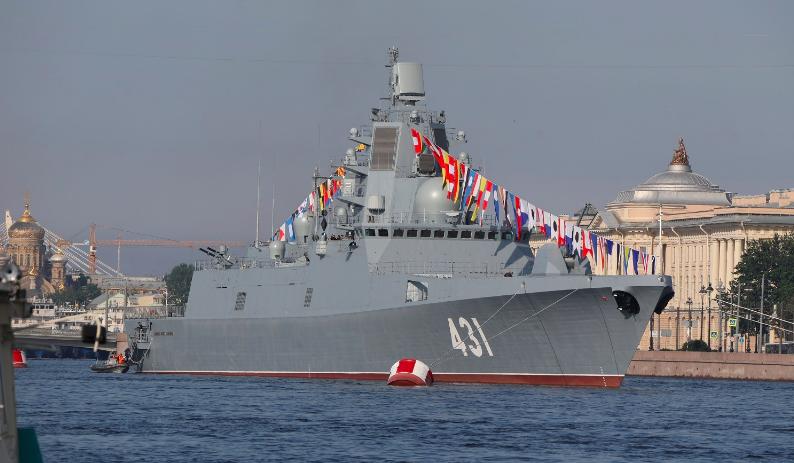 В России успешно финишируют испытания гиперзвукового «Циркона»