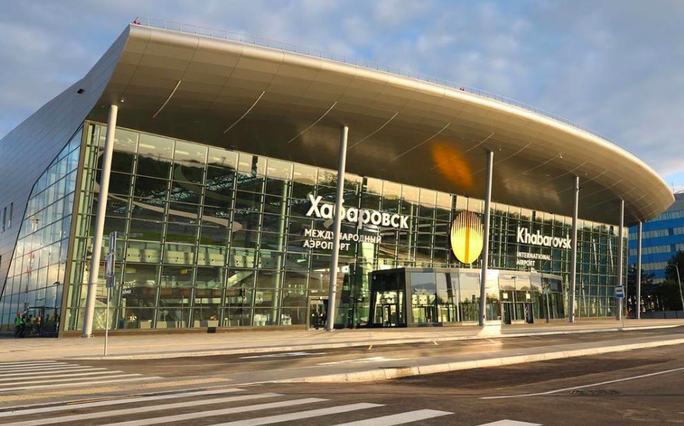 Аэропорт Хабаровска эвакуировали из-за угрозы взрыва