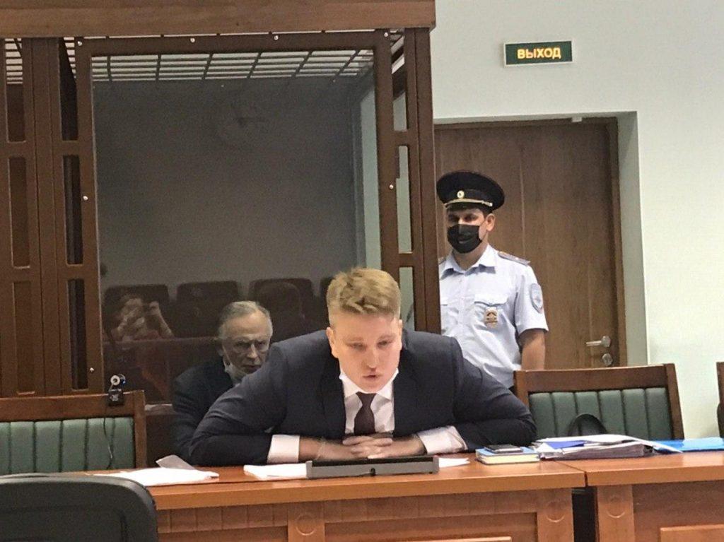 Следующее заседание по делу Соколова пройдет 3 августа