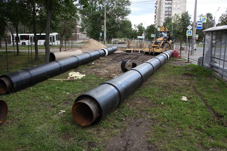 В Петербурге в среду в трех районах отключат горячую воду