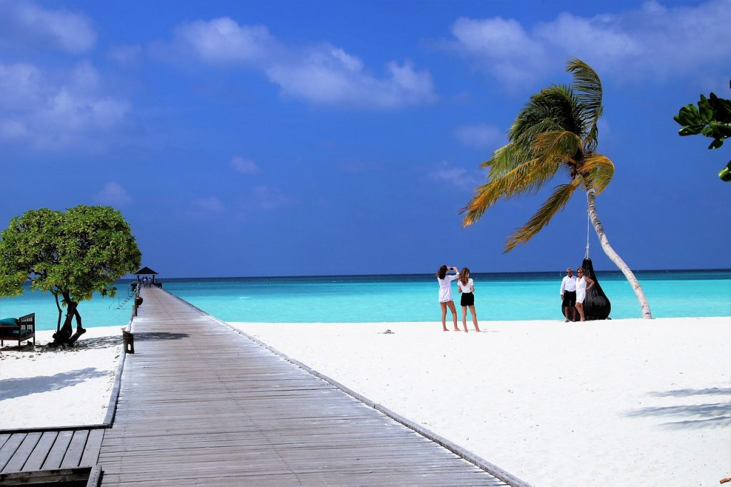 Пляж. Фото: Pixabay