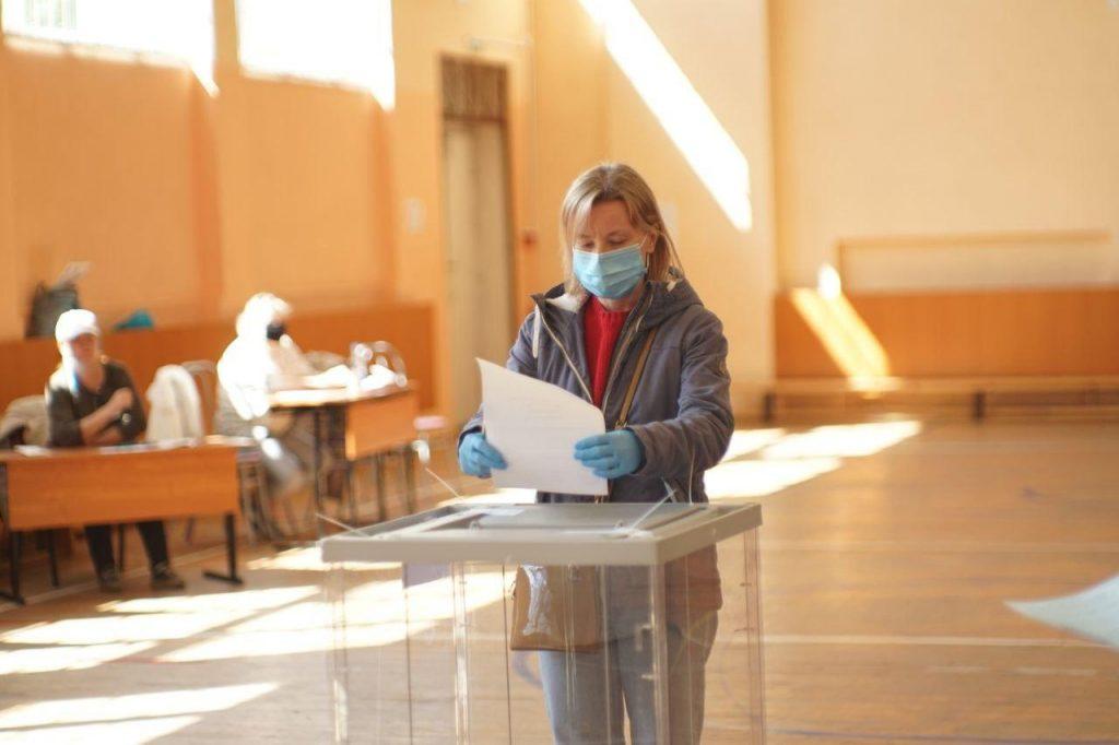 В Петербурге явка на голосование по поправкам превысила 66%