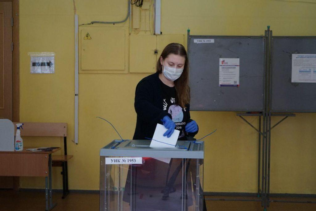 ЦИК: Петербург остался без онлайн-голосования в этом году