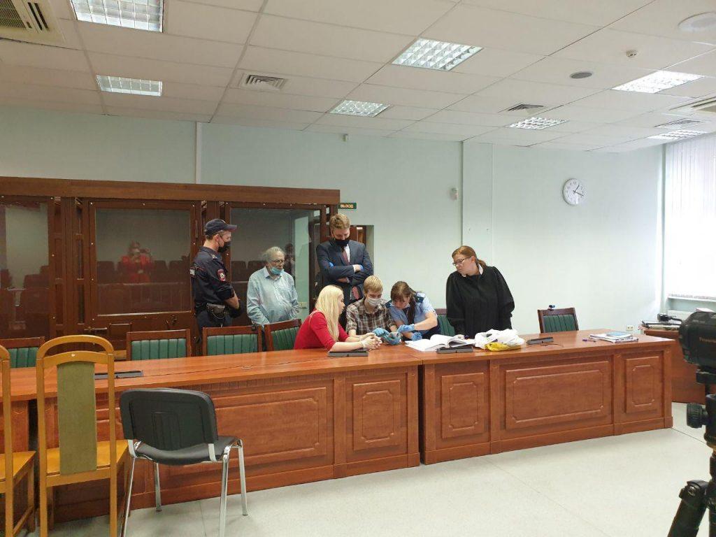 Как проходит заседание по делу бывшего доцента Олега Соколова: фоторепортаж