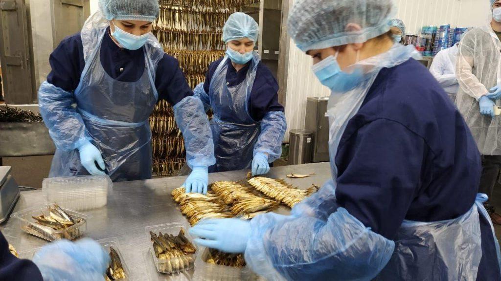 Соленая рыба и крабовые палочки переедут в Ленобласть: на территории региона заработает «Балтийский берег»