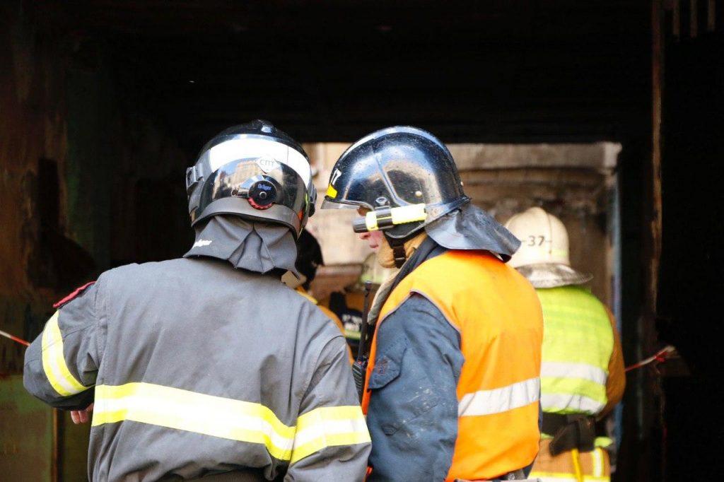 В Москве в доме на Кубинке произошёл взрыв