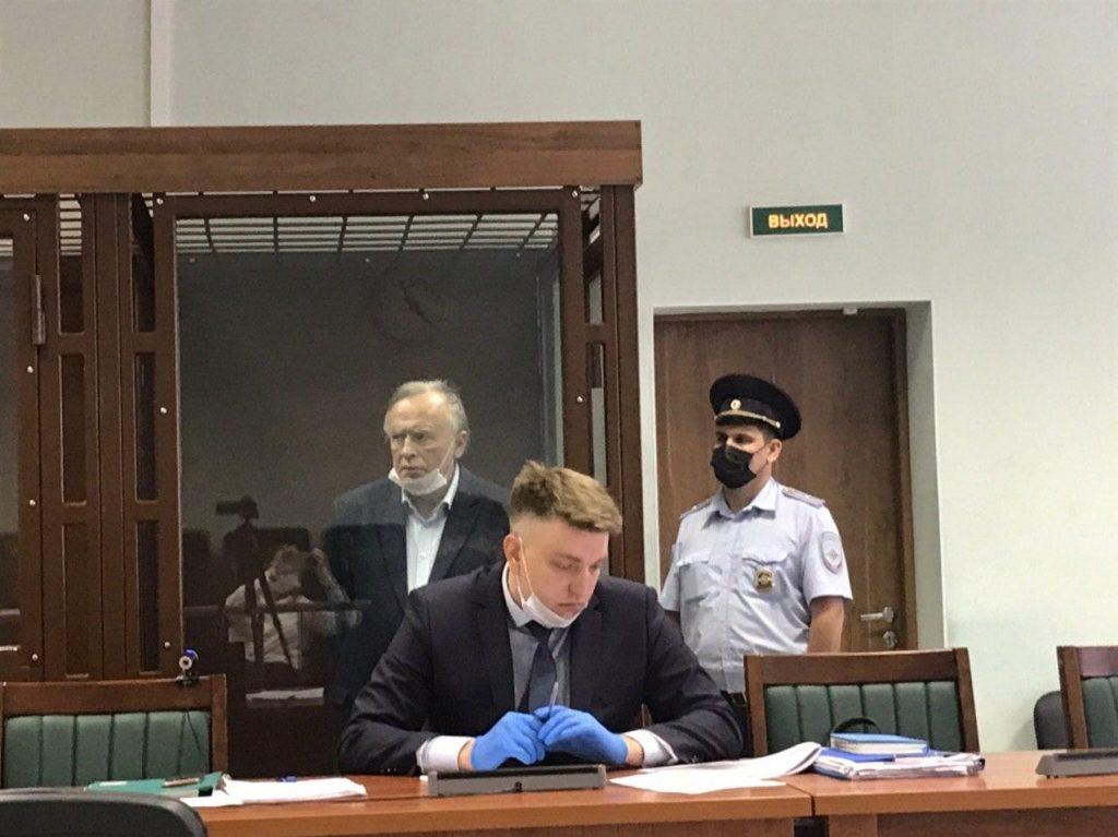 Суд начал исследовать диск с записью разговора Соколова с сотрудницей газовой службы
